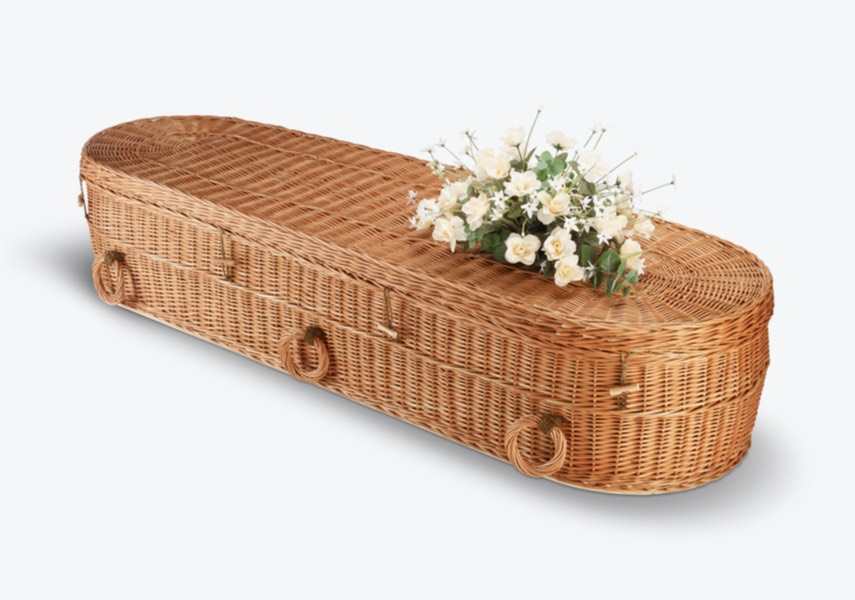 The Cromer Willow coffin