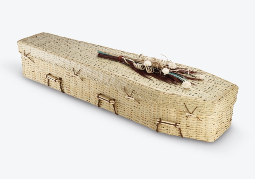 The Bamboo Eco coffin